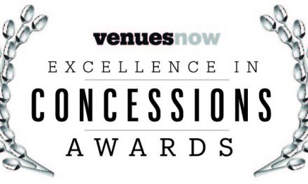 Congratulations 2018 VenuesNow Excellence in Concessions Award Winners!