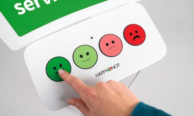 Satisfaction Data With A Smile (Or Not)