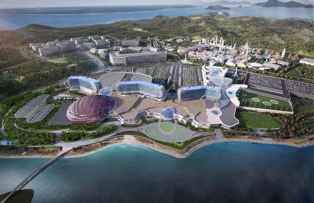 Mohegan's Next Bet Is In South Korea