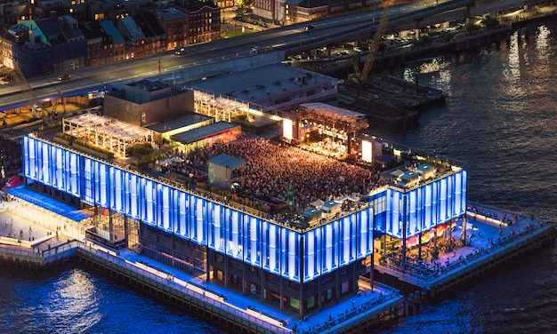 Sky High Over NYC Venue's First Year