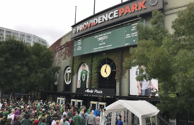 The Challenge Of Feeding Timbers Fans