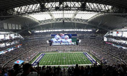 5G Stadium 'Journey' Starting At AT&T