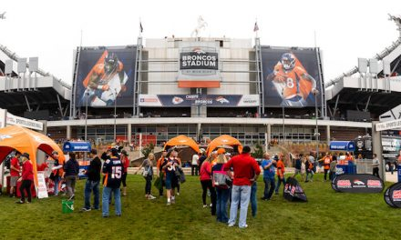 Aramark Getting Broncos Food Deal