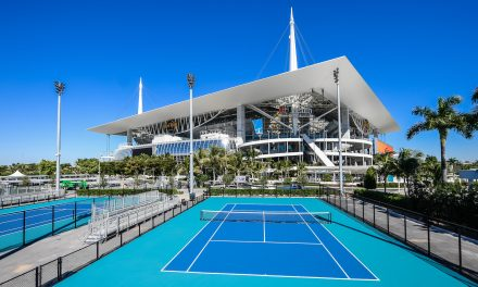 Miami Open: Paradise in a Parking Lot …