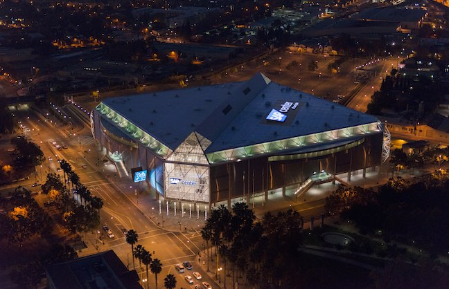 California: Scene: San Jose, Q&A With Steve Kirsner, SAP Center at San Jose