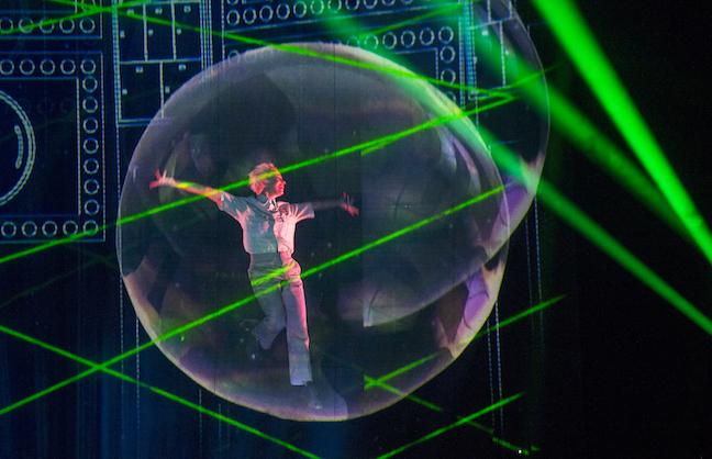 Like Magic, Cirque Buys Illusionists