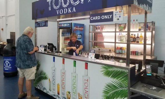 Rays Make a Bold Move With Cashless Conversion