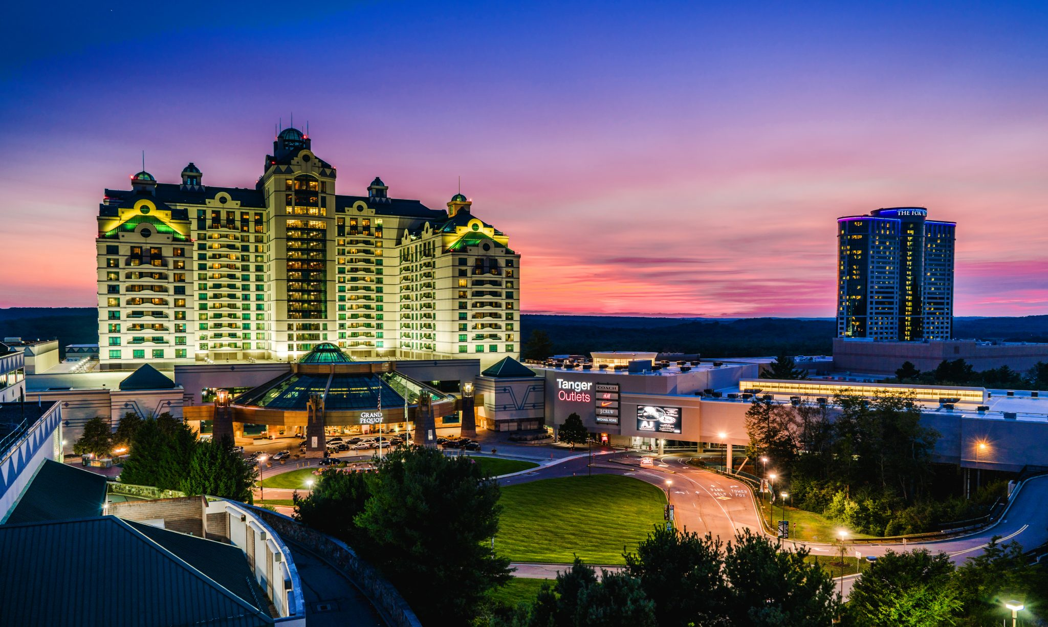 Foxwoods' Two-Theater Strategy