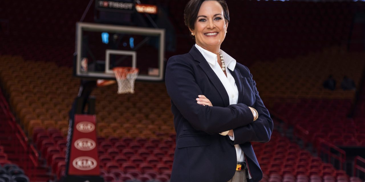 Stone Takes Chase Center GM Role