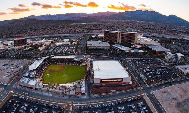 New Vegas Ballpark's a Winner