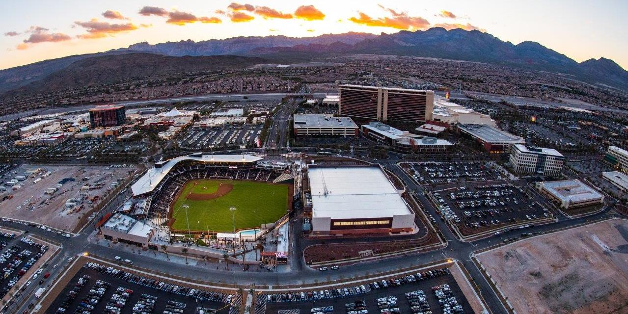 New Vegas Ballpark's a Winner
