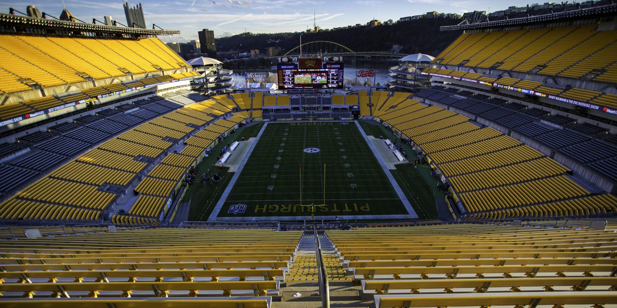 Steelers Add Simon to Facilities Team