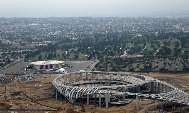 Sources: SoFi Putting Name on Inglewood Stadium