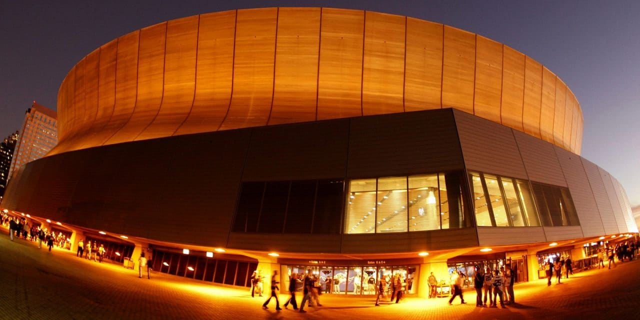 NOLA Venues Extend Centerplate Deal