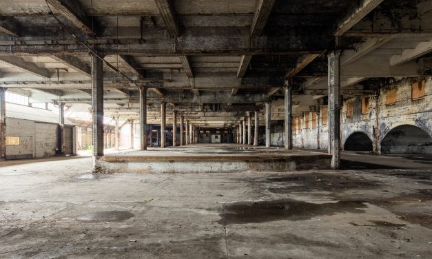 Venue Planned for Closed Manchester Railroad Station