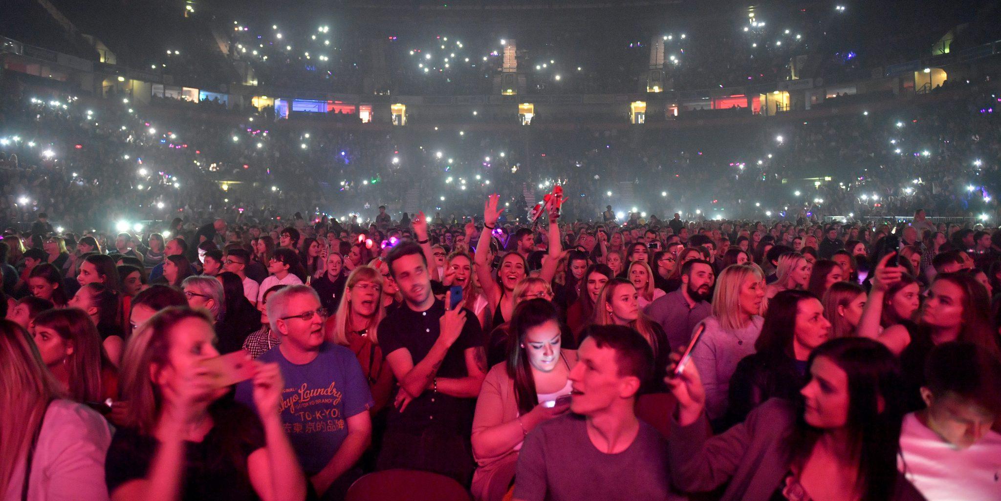 Manchester Arena Gets Digital Ticketing