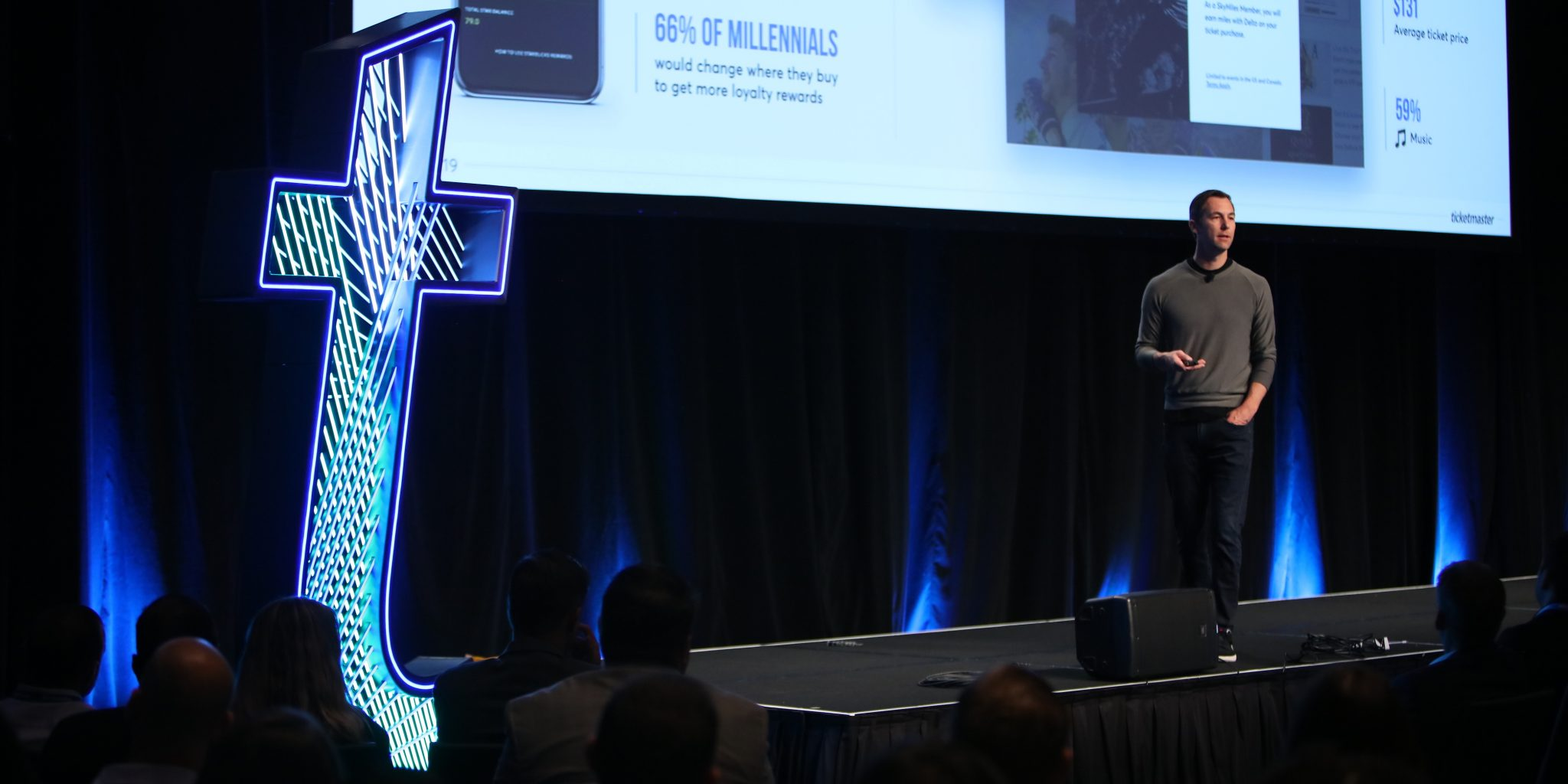 Ticketmaster Showcases Tech at Summit