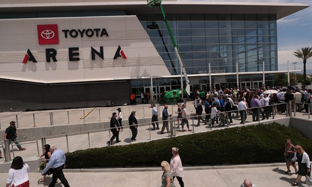 Citizens Business Bank Arena Now Toyota Arena