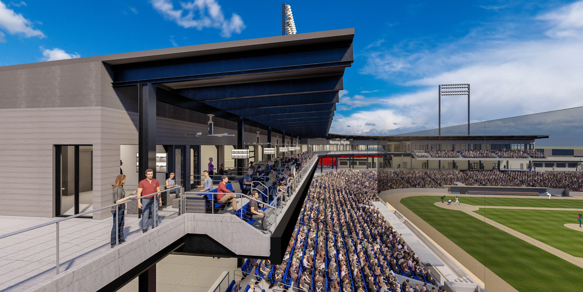 Wichita Weighs Extending Netting at Ballpark