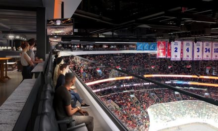 New Premium at Top of Wells Fargo Center