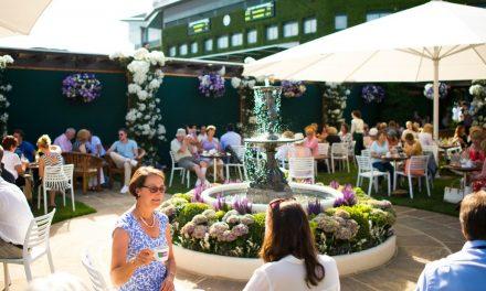 Wimbledon Fare: More Than Strawberries