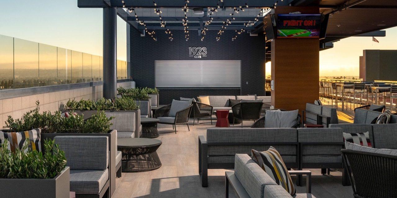 LA Coliseum Additions Include Rooftop Deck