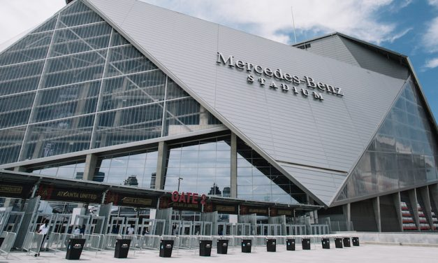 Crowd Control's Evolution at Mercedes-Benz Stadium