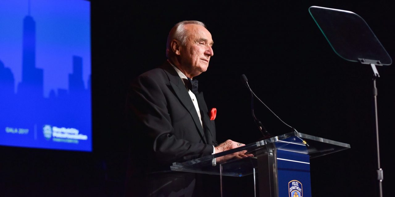 Longtime Top Cop Bratton Still Protects and Serves