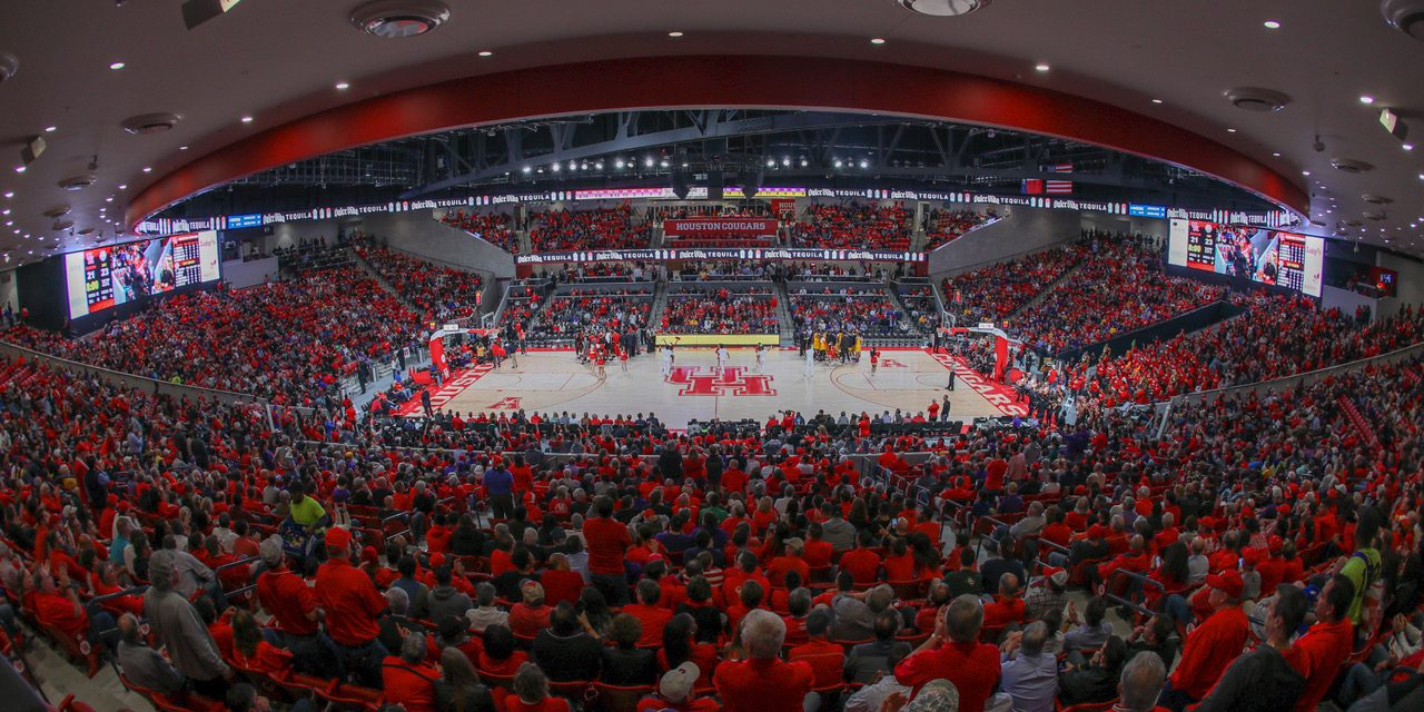University of Houston signs OVG Facilities