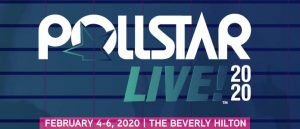 Pollstar Live! 2020 @ The Beverly Hilton Hotel