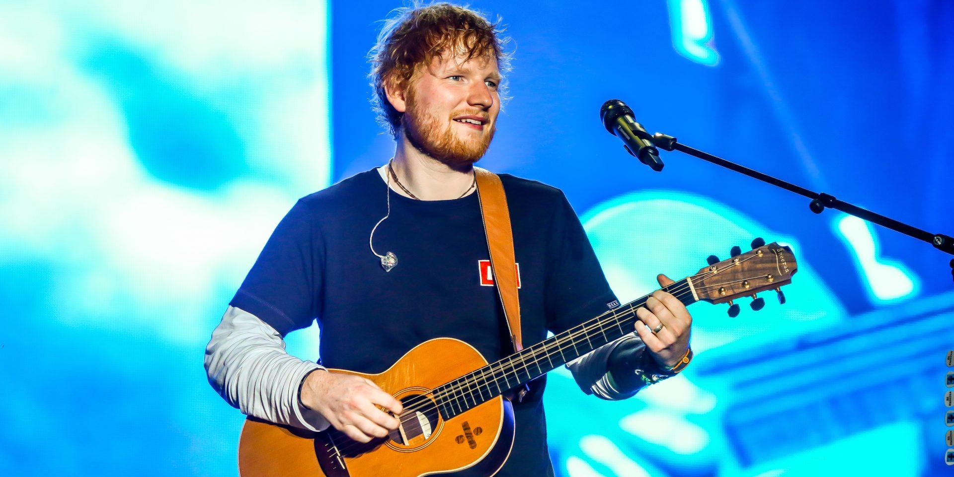 Sheeran's a Record Breaker