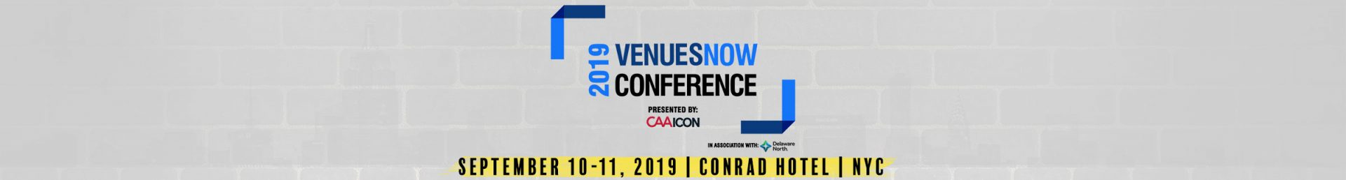 2019 VenuesNow Conference Wrapup