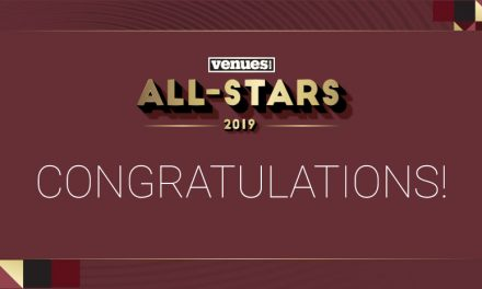 2019 VenuesNow All-Stars: David Kells