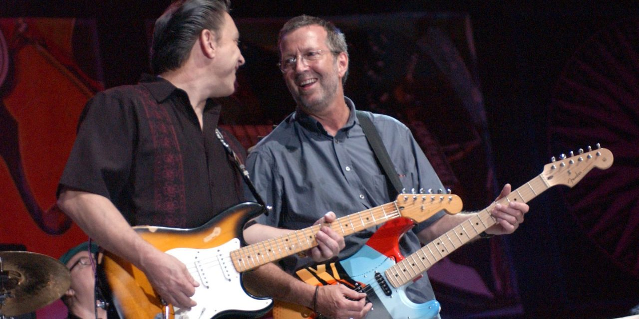 Live! Roundup: Clapton's Guitar Legends Score With Return to Big D