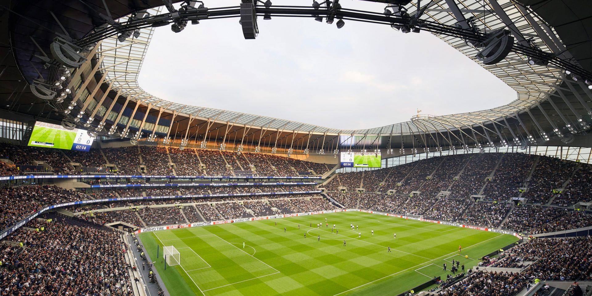 Nfl Arrives At Tottenham Stadium Sunday Venuesnow