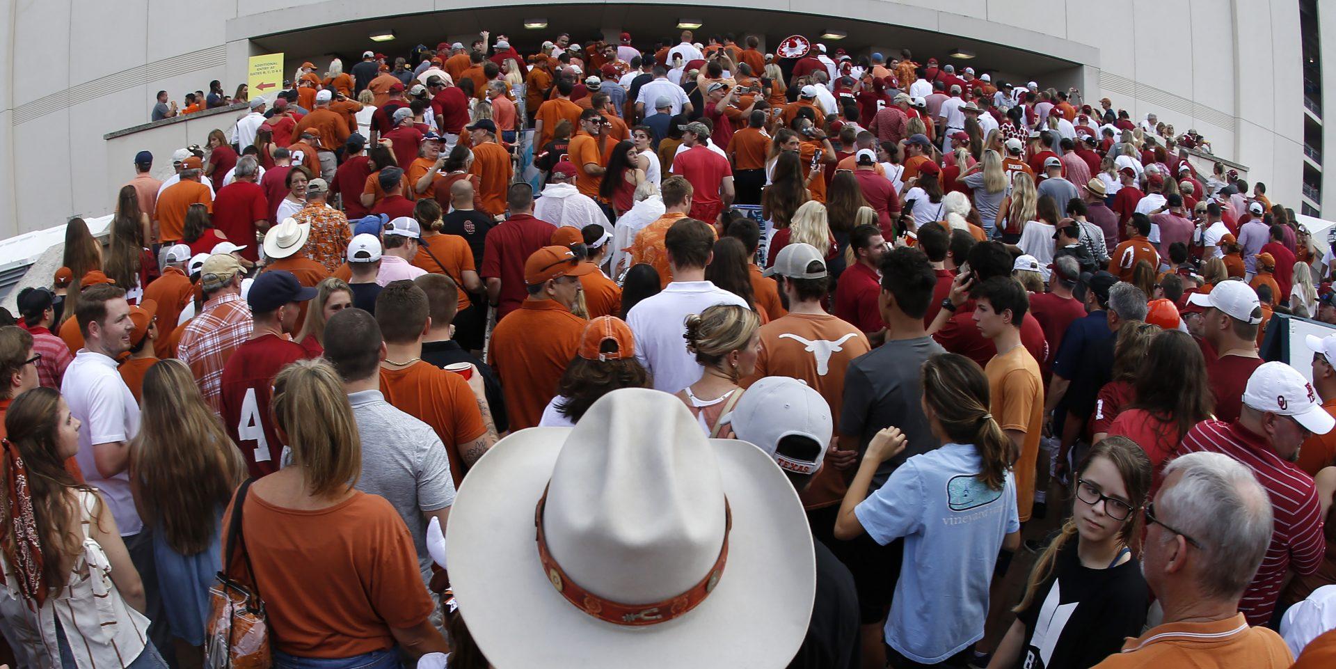 Cotton Bowl Upgrades Ready for OU-Texas