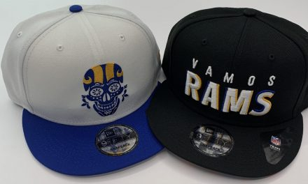 Vamos Rams Is a Go in LA