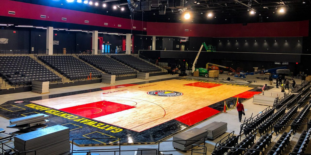New Home for Hoops in Atlanta Area