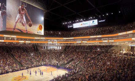 Suns Unveil New Additions to Arena