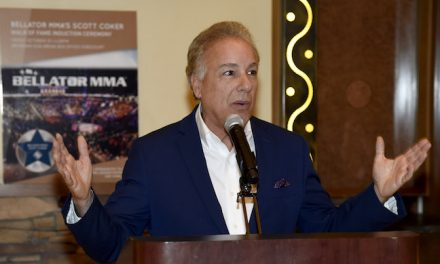 Mohegan Gaming & Entertainment Names Cantone President