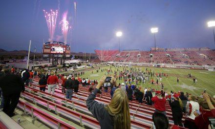 Celebrating Sam Boyd Stadium Memories