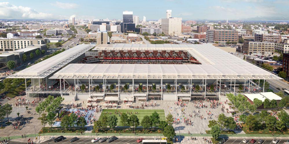 Portland Stadium Addition 'Resonated' in St. Louis