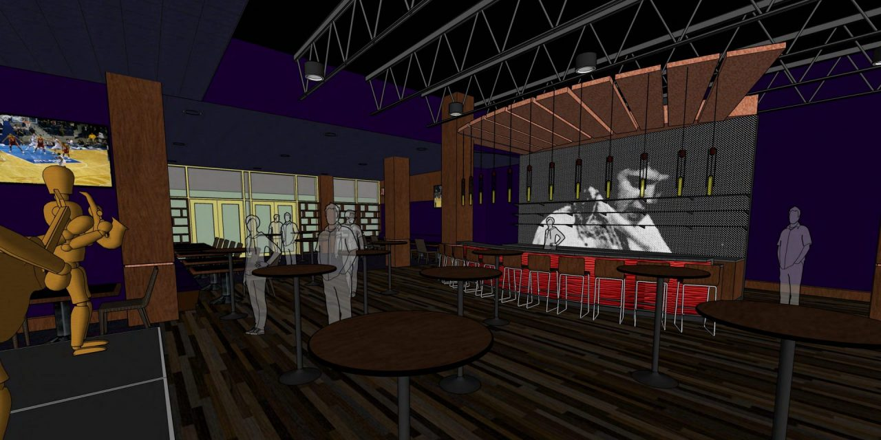 Naming-Rights Extension Includes New VIP Lounge