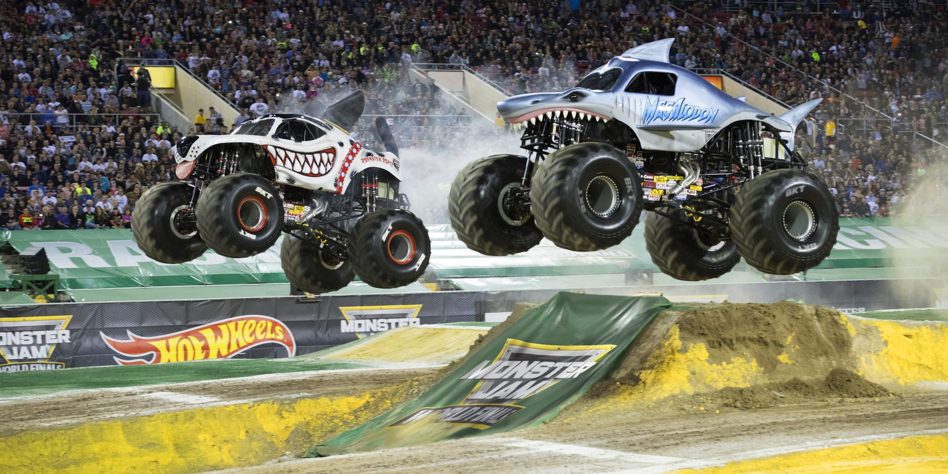 Motor Driven: Monster Jam, Supercross Changed the Game for Feld