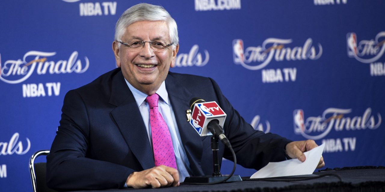 Stern's Influence Extended to NBA Arena Development