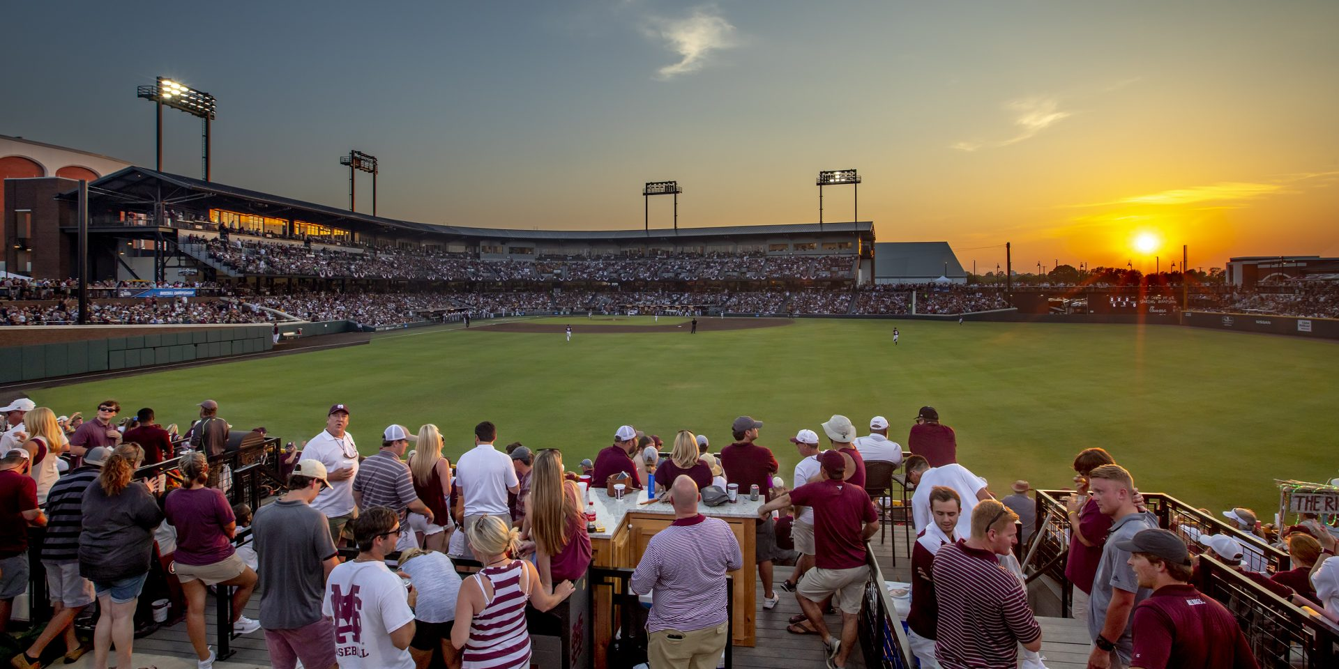 University Venues — On Deck: Next Gen Ballparks