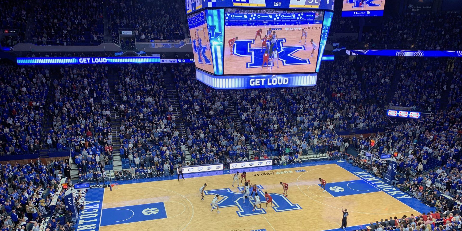 Rupp Arena at Central Bank Center: Building on Tradition
