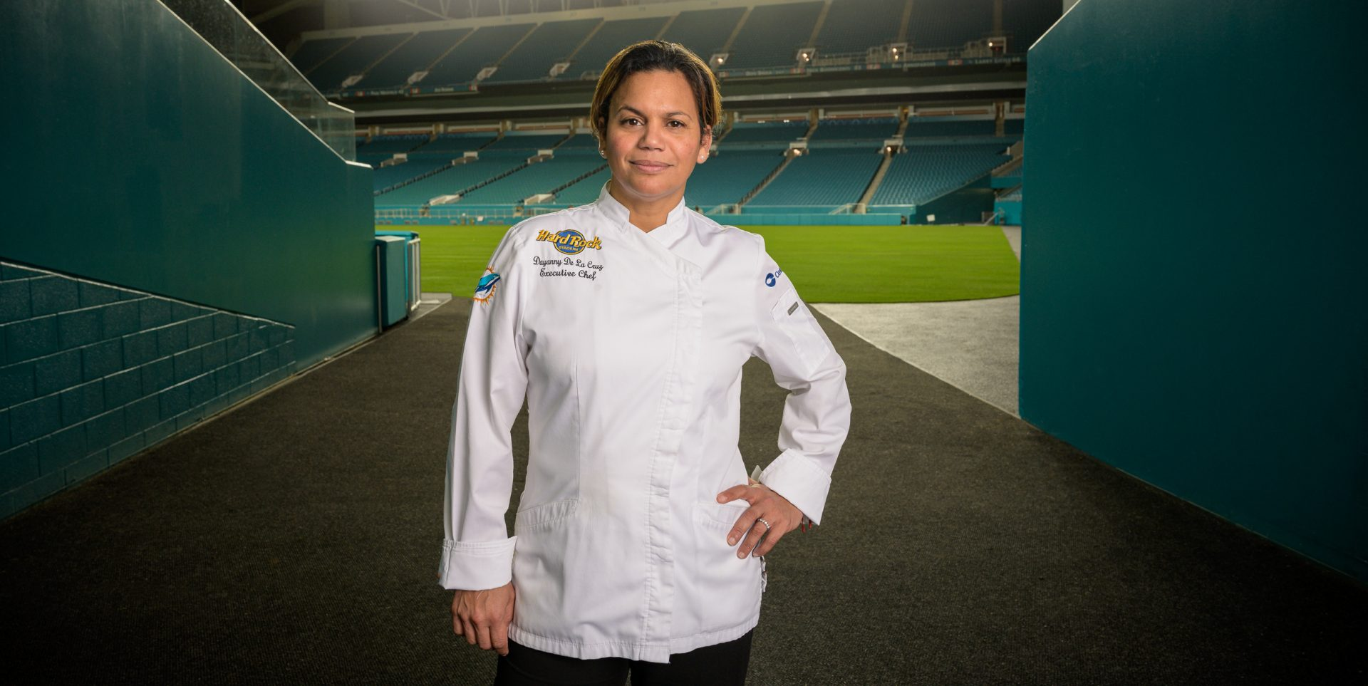 Super Bowl's First Female Executive Chef: Bring It On