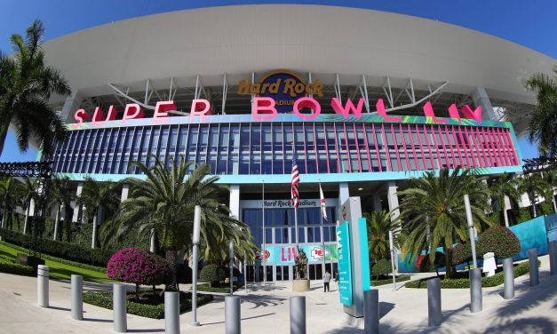 NFL, Populous Get Creative With Logistics