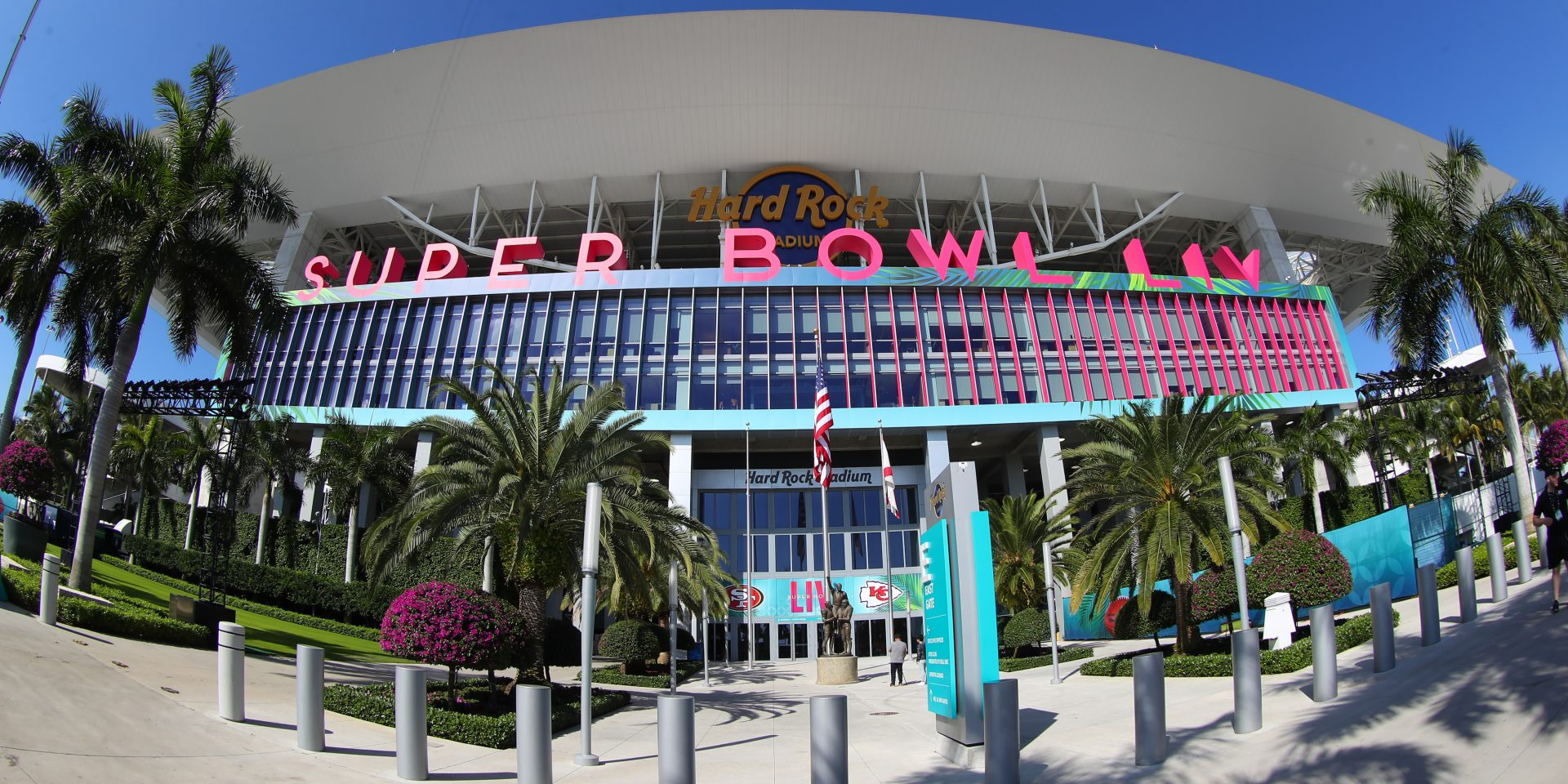 NFL, Populous Get Creative With Super Bowl Logistics